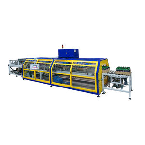 horizontal tray packer / automatic / beverage / for bottles
