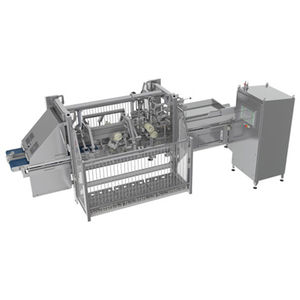 salmon filleting machine / for trout