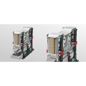 high-power contactor / safety / electromechanical / high-voltage