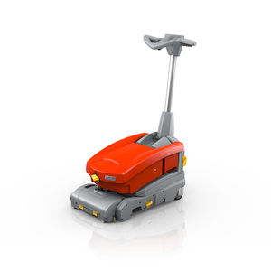 walk-behind scrubber-dryer