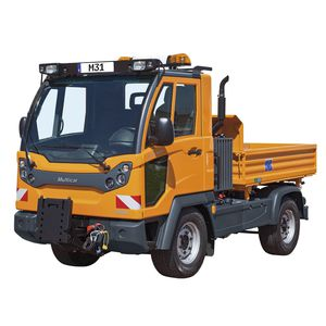 diesel utility vehicle / multi-function / drop-side