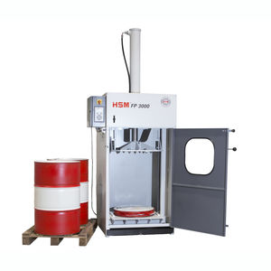 electro-hydraulic press / drum / automatic