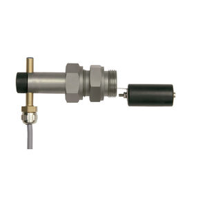 magnetic float level switch / for water / for oil / stainless steel