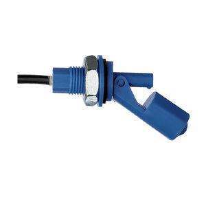 broken finger float level switch / for water / for oil / plastic