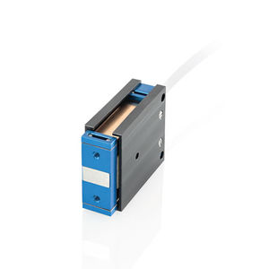 linear voice coil actuator / vertical / with integrated position sensor