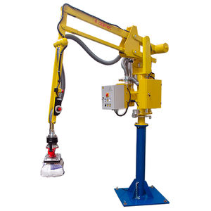 pneumatic manipulator / with gripping tool / for sacks / handling