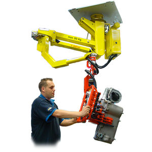pneumatic manipulator / with gripping tool / handling / load