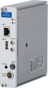 data logger control module