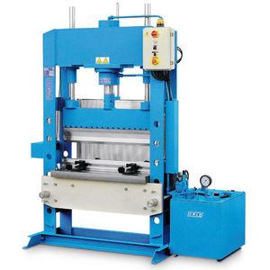 electro-hydraulic press