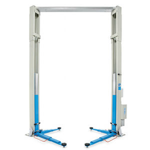 2 post lift / 3.5 ton / electro-hydraulic / 400 V