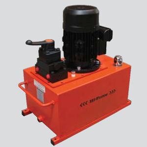 electrically-powered hydraulic pump