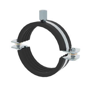 galvanized steel hose clamp