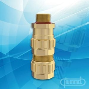brass cable gland / IP66 / IP67 / IP68