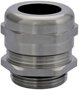 nickel-plated brass cable gland / IP69K / IP68 / waterproof