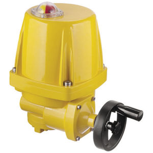 rotary actuator / electric / DC / rapid
