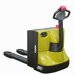 electric pallet truck / handling / for heavy-duty applications