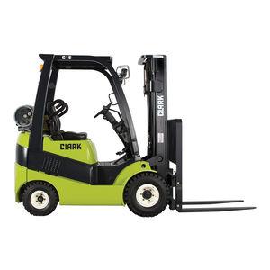 LPG forklift / diesel / ride-on / exterior