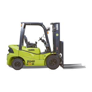 LPG forklift / diesel / ride-on / handling