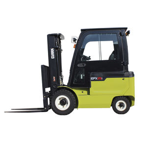 electric forklift / ride-on / handling / for warehouses