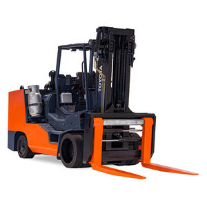 combustion engine forklift / ride-on / indoor / cushion tire