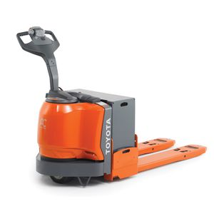 electric pallet truck / walk-behind / handling / for warehouses