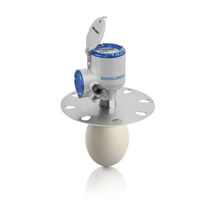 FMCW radar level transmitter / for liquids / compact / high-precision