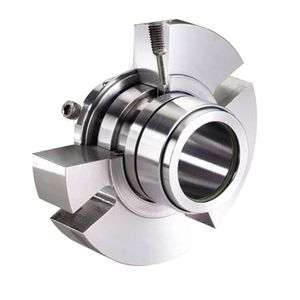 cartridge mechanical seal / multiple-spring / for pumps / steel