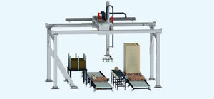 gantry robot / 2-axis / 3-axis / for production