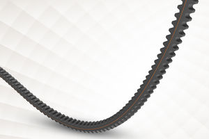 double-sided power transmission belt