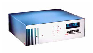 gas moisture meter / tunable diode laser / with digital display