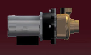 booster pump / water / electric / industrial