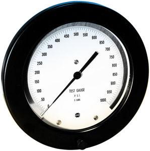 dial pressure gauge / Bourdon tube / for vacuum / test
