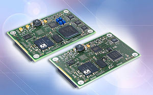 managed Ethernet switch module