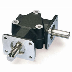 spiral bevel angle gearbox