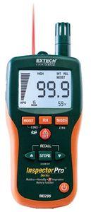 grain moisture meter / building materials / non-destructive / hand-held