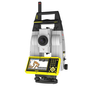 total station with prism / robotic