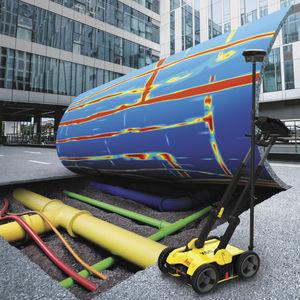 underground pipe locator / underground pipe