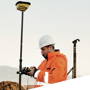 GPS surveying system / rugged construction