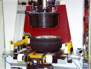 tire inflator machine