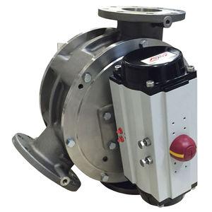 pneumatic conveying diverter valve