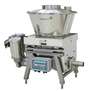 screw feeder / volumetric / gravimetric / food