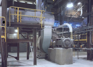 impact mill / horizontal / food / for biomass