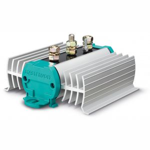 battery isolator / electronic / current