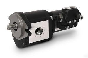 hydraulic gear pump / electro-hydraulic