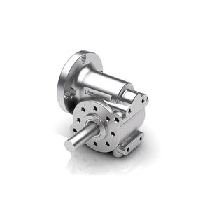 worm gear reducer / right angle / 0.1 - 0.2 Nm / 0.5 - 1 Nm