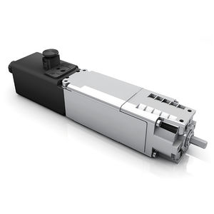 motor with gearbox / single-phase / EC / 110 V