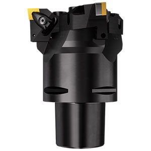 indexable insert boring tool / rough / high-productivity