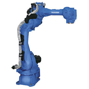 articulated robot / 5-axis / palletizing / for the automotive industry