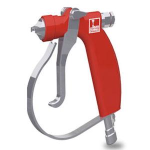 spraying gun / grease / manual / pneumatic