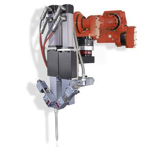 piston mixer-dispenser